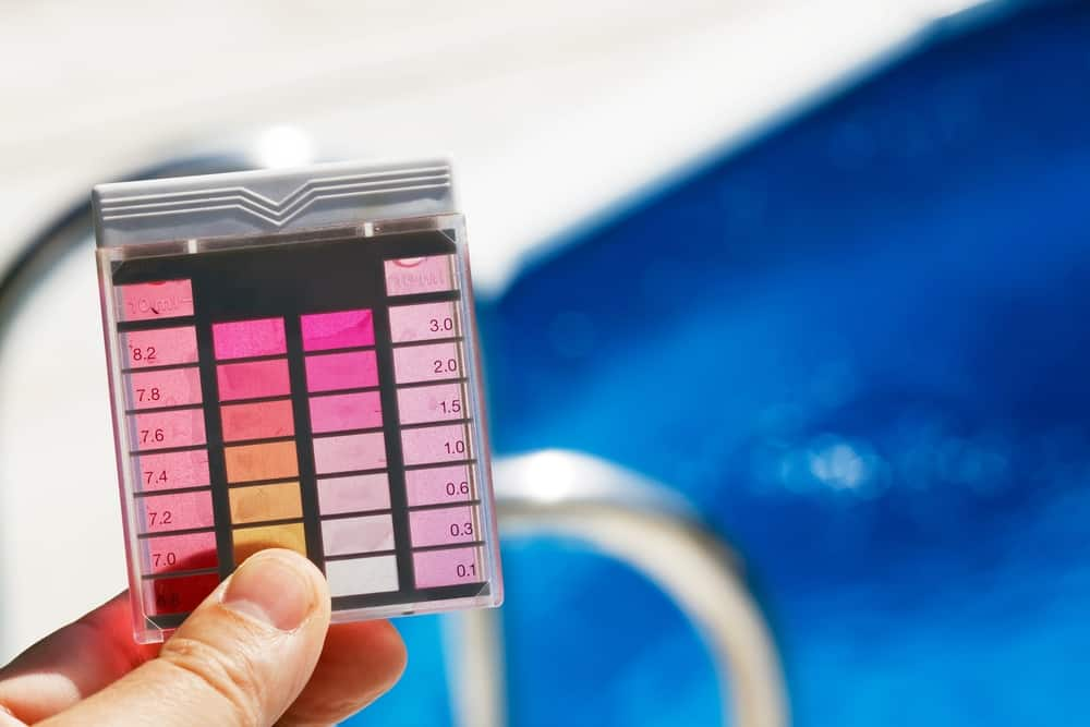 Here's How To Lower The Cyanuric Acid Level In Your Pool (FAST)