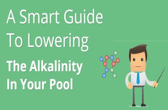 How to lower the alkalinity in your pool pool care guy - What causes low ph in swimming pools ...