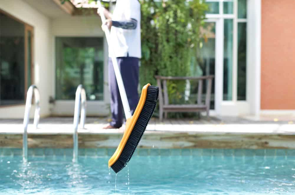 Here's How To Remove Calcium Scale From Your Pool
