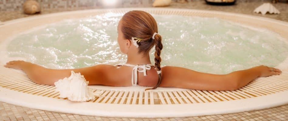 how to heat up a jacuzzi