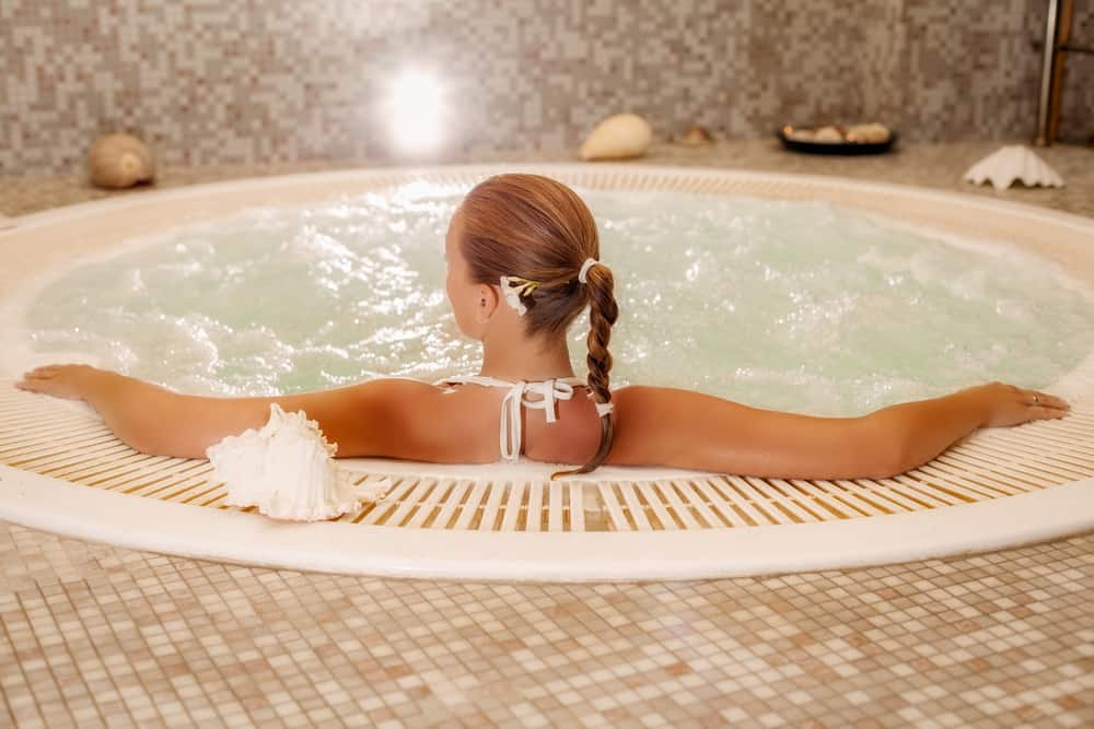 how to heat up a hot tub
