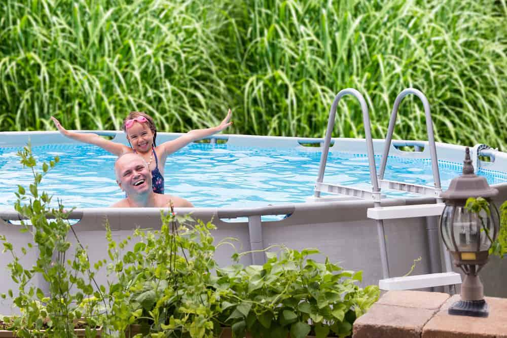 intex pool care